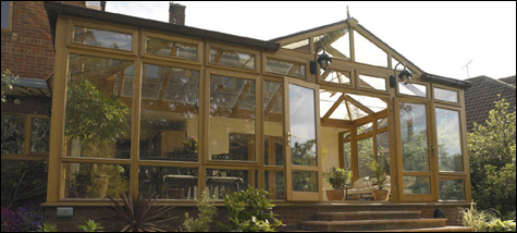 Wood Conservatories